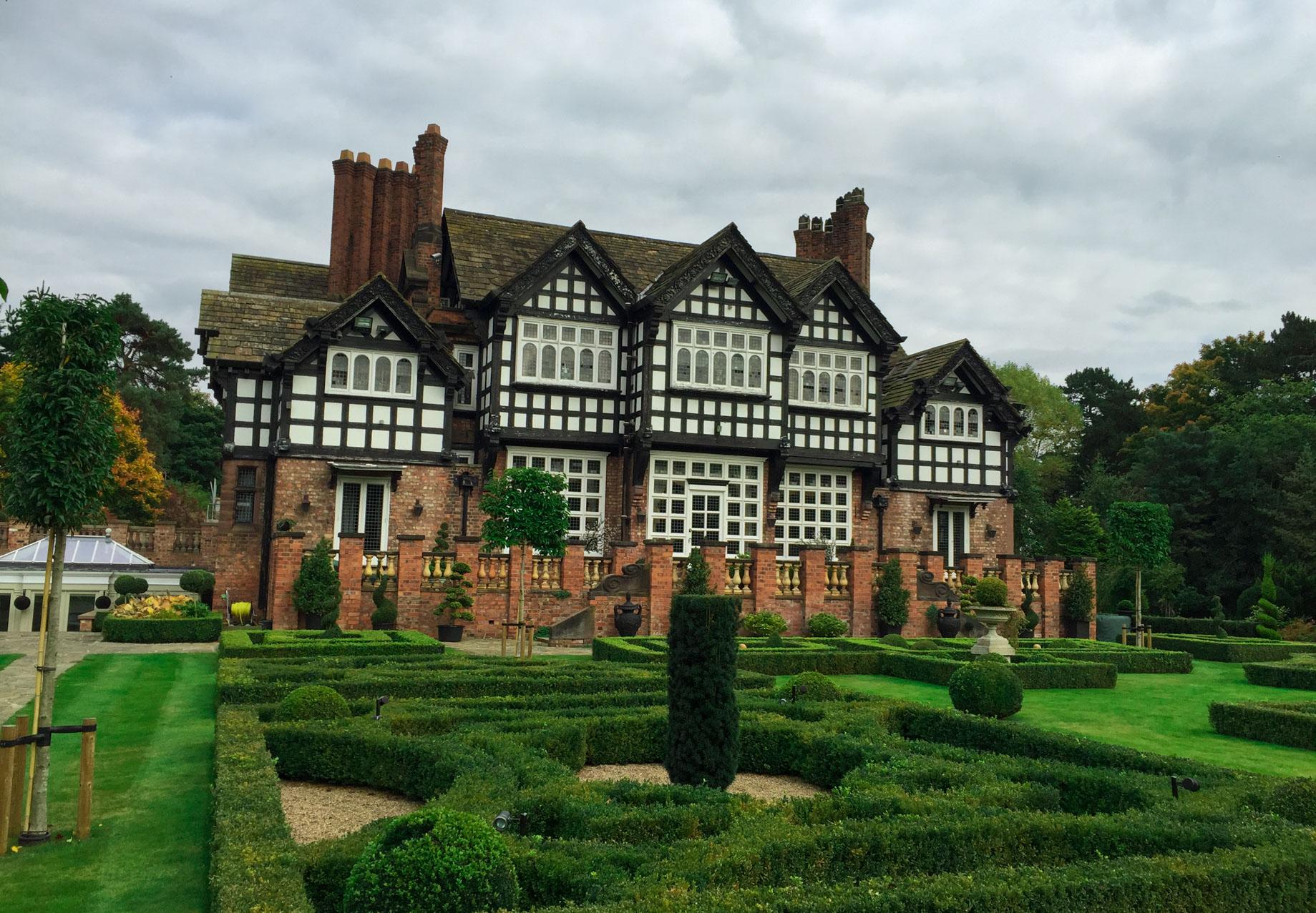 Private Cheshire Hall